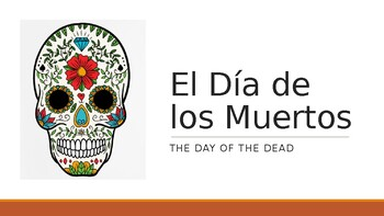 Day of the Dead - PowerPoint Presentation