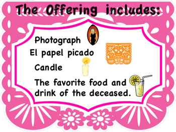 Day of the Dead PowerPoint in English (47 slides)