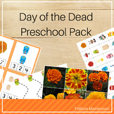 Day of the Dead Preschool Pack