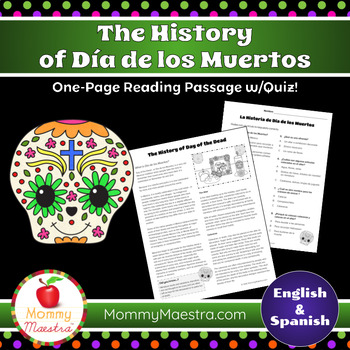 Day of the Dead Reading Passage