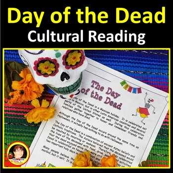 Day of the Dead Reading, Vocabulary and More