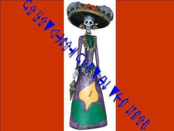 Day of the Dead: Skeletons, Skulls, and Flowers, Oh My! video