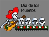 Day of the Dead; Skeletons, Skulls and Flowers: Oh My!