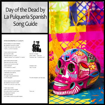 Day of the Dead Song Guide to El Día de los Muertos by La Pulquería
