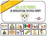 Day of the Dead / Dia de los Muertos Interactive Book
