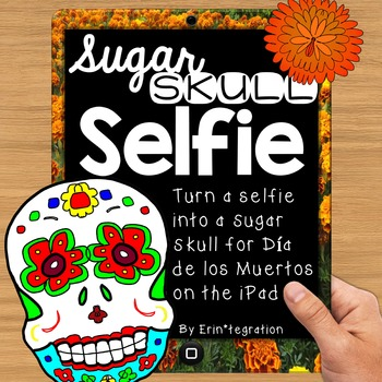 Dia de Muertos (Day of the Dead) on the iPad