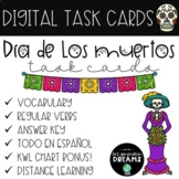 Day of the Dead Task Cards for Google Slides & PowerPoint