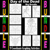 Day of the Dead - The Big Bundle - 9 Coordinate Graphing A