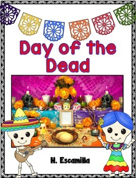 Day of the Dead Thematic Unit in English