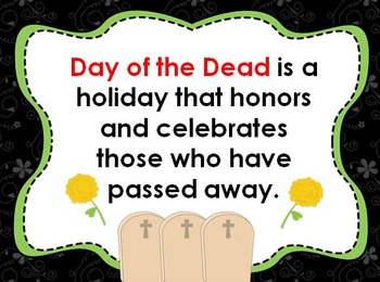 Day of the Dead Traditions PowerPoint