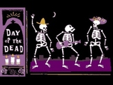 Day of the Dead complete lesson plan package with activities