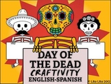 Day of the Dead craftivity