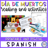 Day of the Dead in Spanish - Reading in Spanish