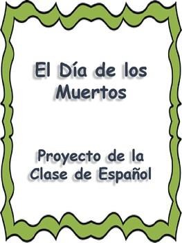 Day of the Dead project/El Día de los Muertos