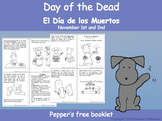 Day of the Dead with Pepper