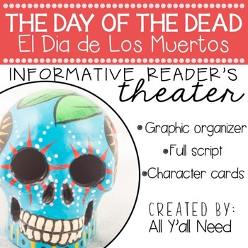 Day of the Dead/El Dia de Los Muertos Informative Reader's