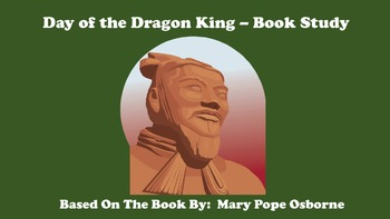 Day of the Dragon King - Book Study
