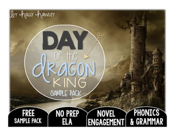 Day of the Dragon King NO PREP (ELA) SAMPLE