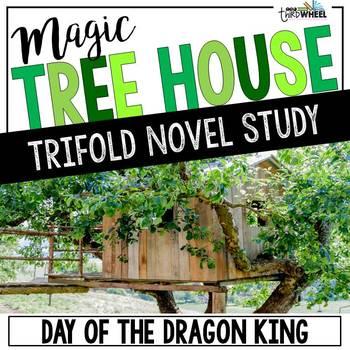 Day of the Dragon King Novel Study Unit - Magic Tree House #14