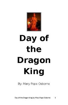 Day of the Dragon King student booklet