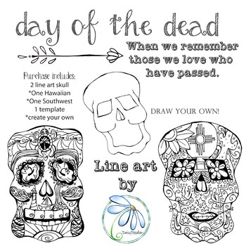 Day of the Remembered - No prep Art