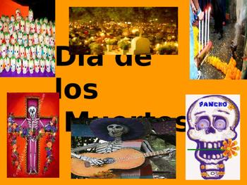 Day of the dead in Mexico - Dia de los muertos