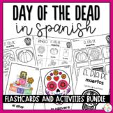 Day of the dead in Spanish Bundle - Dia de los muertos