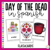 Day of the dead in Spanish Flashcards - Dia de los muertos