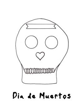Day of the death ( Dia de muertos) Fun, Easy, Quick!