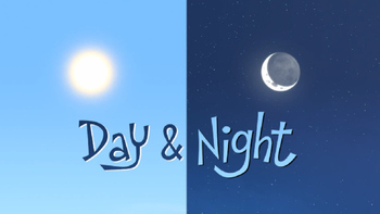 Day or Night? for Preschoolers