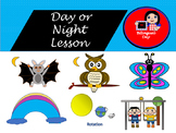 Day or Night Lesson Plan