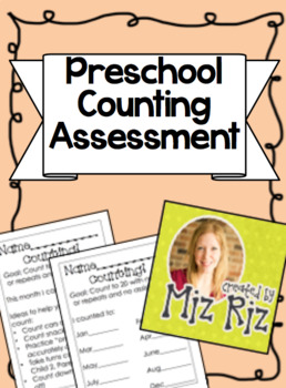 Preschool Counting Assessment