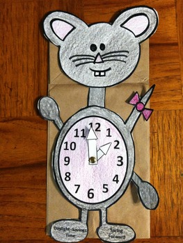 Daylight-Savings Time Clock