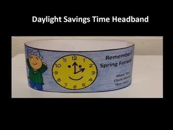 Daylight Savings Time Hat