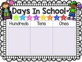 Days In School Hundreds Chart