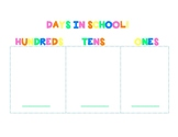 Days In School Place Value Chart