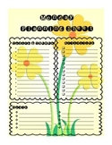 Days & Months Planning Sheets