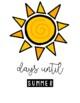 Days Until Signs COLOR