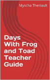Days With Frog and Toad Activities, Lesson Plans, Questions and Vocabulary