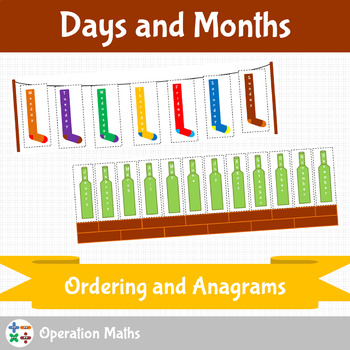 Days and Months (4 Fun Activities!)