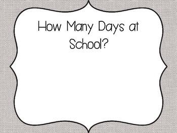 Days at School