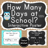 Counting the Days at School with Number Words