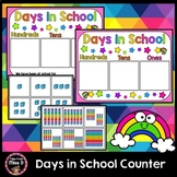 Days in School Calendar Display - Hundreds, Tens and Ones