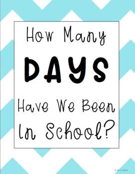 Days in School - Growing Bundle!
