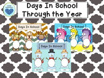 Days in School: Place Value Tracking Through the Year