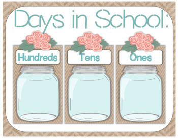 Days in School Poster