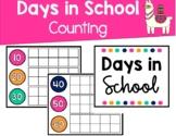 Days in School Ten Frames