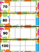 Days in School Ten Frames and Place Value Squares-GROOVY