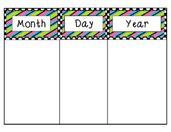 Days in School Tracker