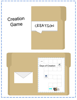 Days of Creation Board Game!